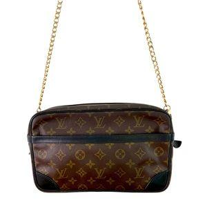 💯AUTH Louis Vuitton Compiegne 28